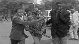 WITNESSING TERROR   Journalists recall how 1998 Nairobi bombing unfolded.