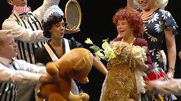 Annie the musical, trailer