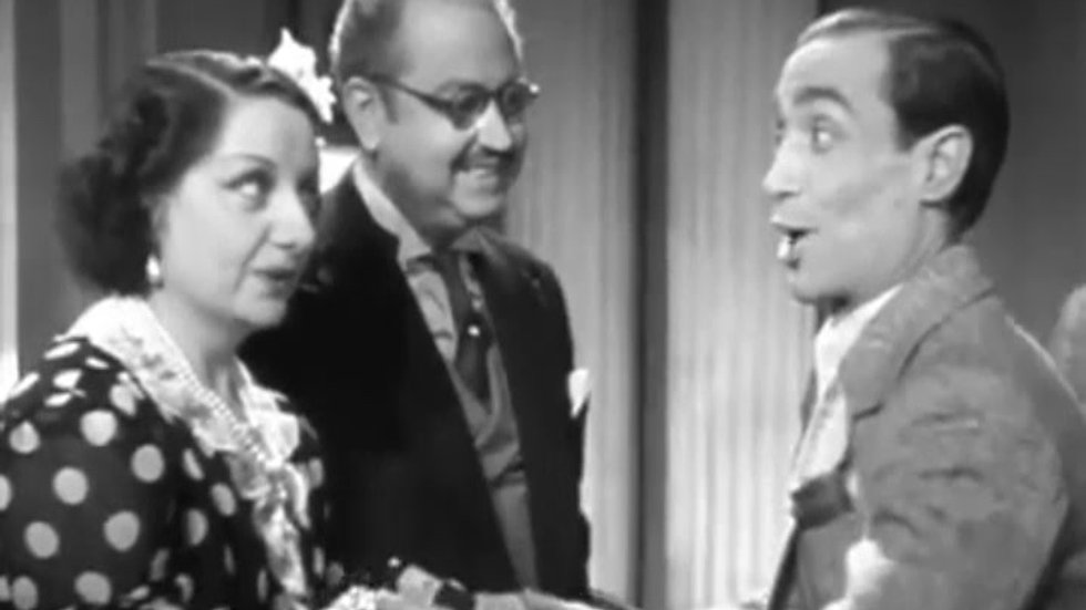 Boda accidentada (1943)