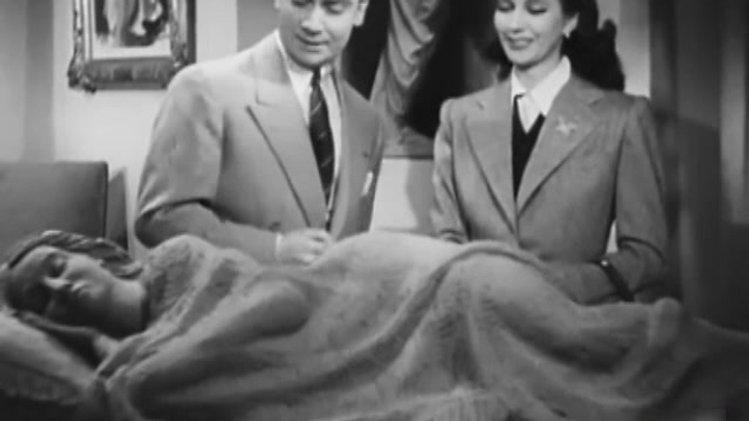 La vida en un hilo (1945)