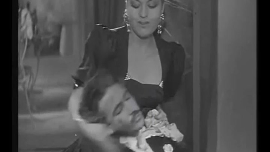 Boda accidentada (I.F. Iquino, 1943)