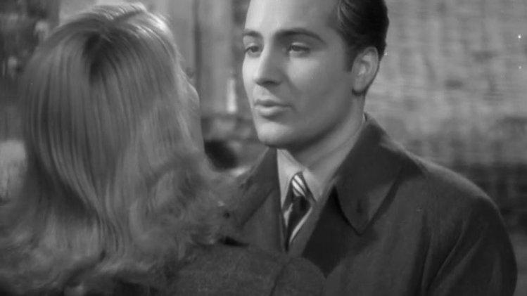 È caduta una donna (1941)