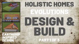 Greenhouse Evolution. Sketchup Design Process. Design-Build-Evolve Holistic Homes/Earthship Inspired