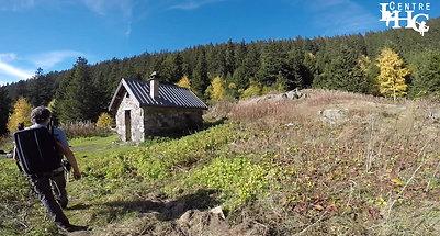 Cabane de Comboursière