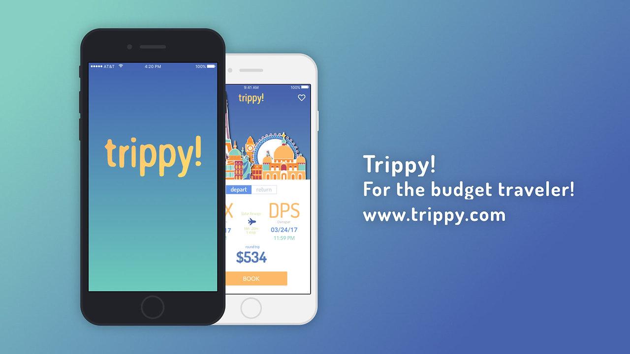 Trippy App Video
