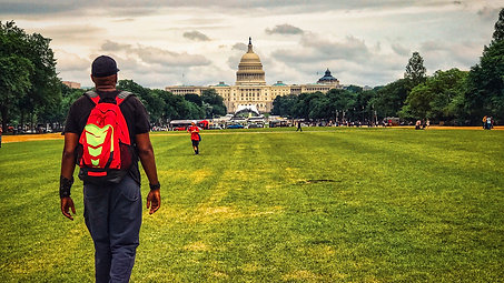 WHY I QUIT MY JOB TO TRAVEL THE U.S! (D.C. Maryland and Virginia)