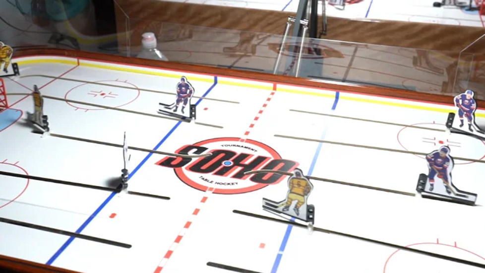 Welcome to SoHo Table Hockey