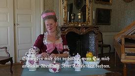 Nannerl Mozart auf Schloss Blumenstein