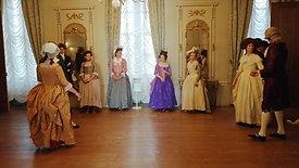 Ball für den Basler Daig um 1783