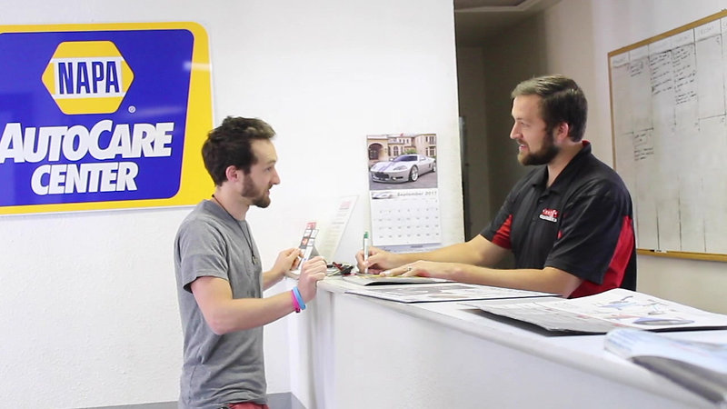 What to Expect at Adams Automotive