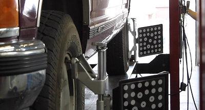 Equipment Tour of Adams Automotive