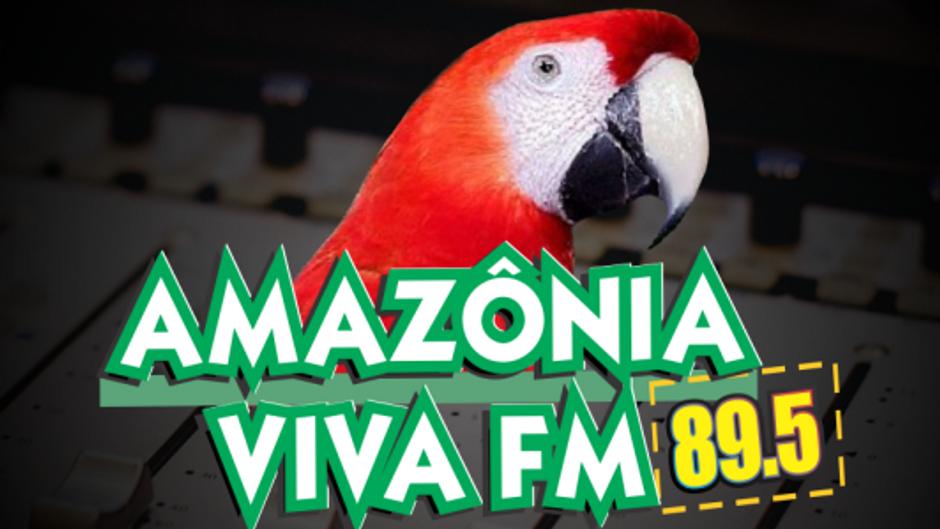 Rádio Amazônia Viva FM 89,5