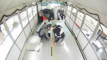 BUSPT12 FLOORS INSULATED!