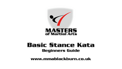 Basic Stance Kata - Masters Of Martial Arts