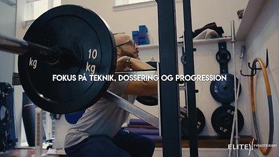 Personlig træning - Prepare to succeed i samarbejde med Elite Fysioterapi
