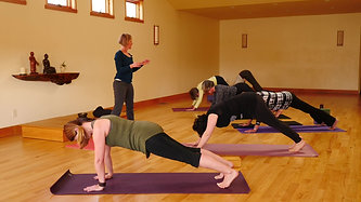 70 minute Mindful Yoga class