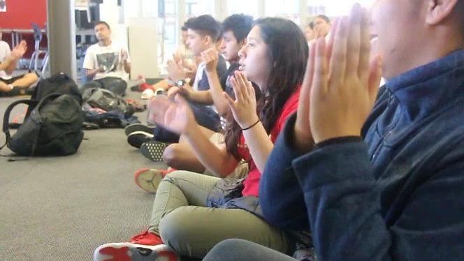 Malia - New Zealand (Kia Aroha School)