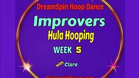 Improvers Hoop Week 5