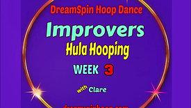 Improvers Hoop Week 3