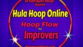 Improvers Hoop Flow Online Hoop Class