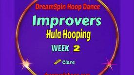 Improvers Hoop Week 2