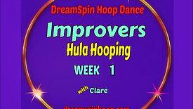 Improvers Hoop Week 1