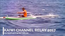 Kaiwa'a at the PAA Ka'iwi Channel Relay - Molokai to Oahu