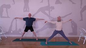 Free  Energizing Yoga Practice