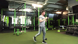 Reverse Lunge Rotation