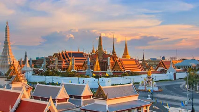 Grand Palace Bangkok Video