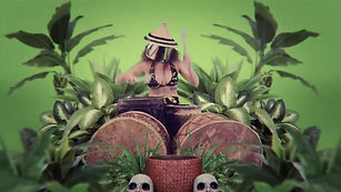 Jack Parow _ Gazelle - Hosh Tokolosh OFFICIAL VIDEO