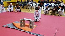 2018 Black belt test