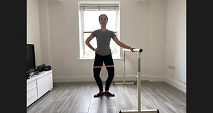 Barre with Resistance Band