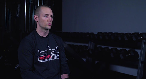 Joe - Owner / Trainer