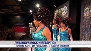 Waikiki's Rock'N Reception