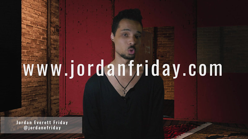 Jordan Friday: July Update