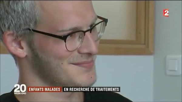 Martin au JT de 20h France 2 du 6 septembre 2017