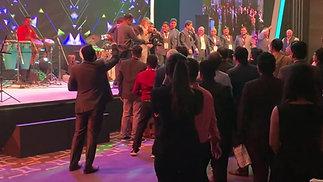 Gala Night At MRAI 2020 Event At Hyatt Regency Gudgoan Attended By 1200 Delegates