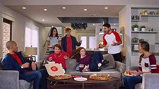 Pizza Hut - Super Bowl - Interception