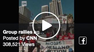 CNN.com: Group rallies against gun violence in downtown Los Angeles