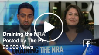 """""""The Project"""" Interview: Draining The NRA"""