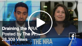 """The Project"" Interview: Draining The NRA"