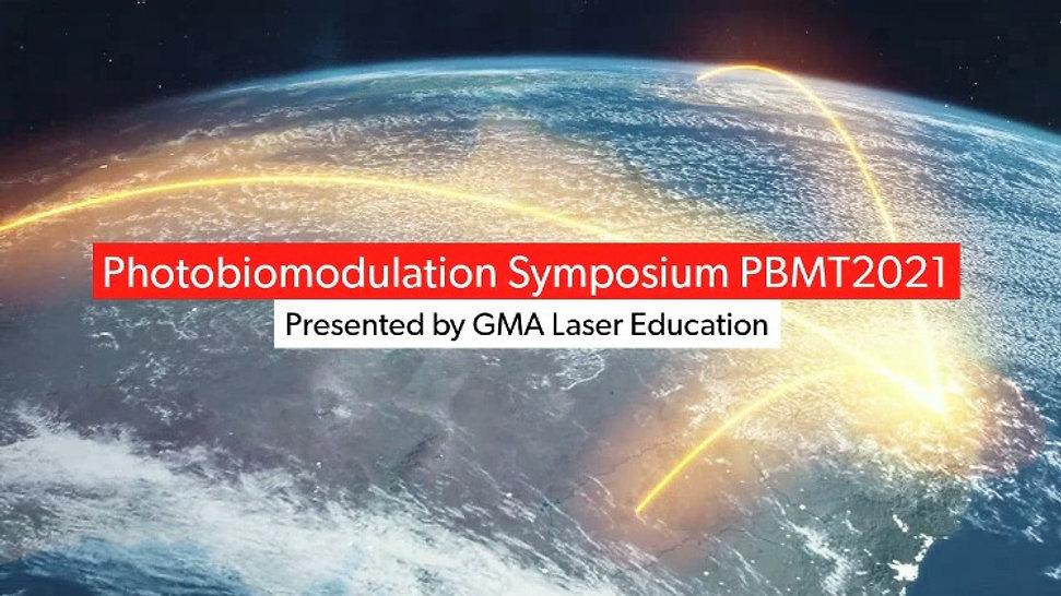PBMT2021 Photobiomodulation Symposium is November 6