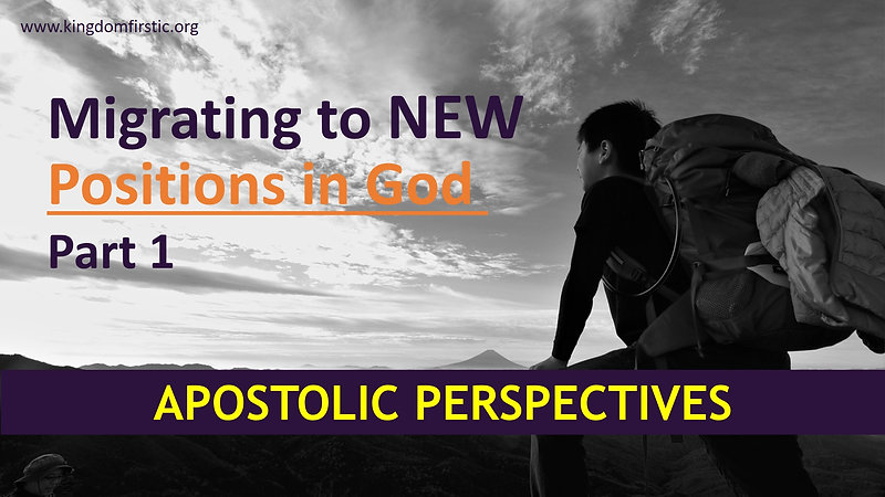Apostolic Perspectives