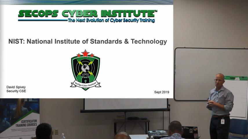 NIST-Symposium-SecOps Sept 2019