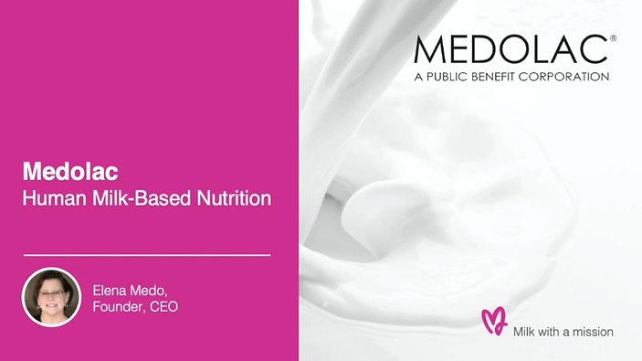 Medolac Hospital Product Info Video 2021 A