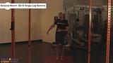 06 - Balance Reach 3D or Single Leg Balance