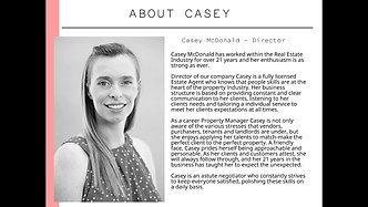 Casey McDonald FB