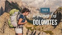 ITALIE - Trek à travers les Dolomites