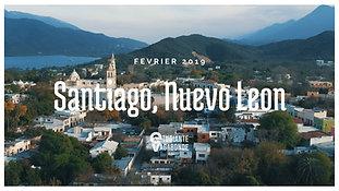 Santiago : village magique du Mexique